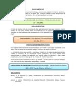 Definiciones Ciclo Del Efectivo Ciclo de Caja