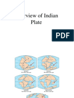 Overview of Indian Plate