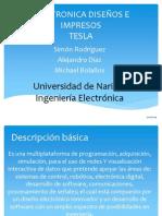 Electronica Diseños e Impresos Presentacion 1