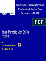1 - Presentation --- PL Tech --- Solids With Beam Pump