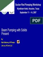 1 - Presentation --- PL Tech --- Solids With Beam Pump