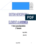 Elementi Di Avionica 2014