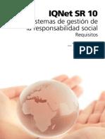 SistemaResponsabilidad Socialw Iqnet Sr10 Esp