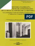 Blasco Baena Liesau La Prehistoria Madrilena 1998