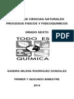 3 Procesos Físico-químicos Ciencias Naturales