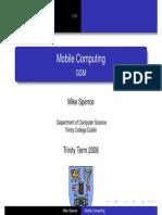 Mobile Computing Gsm4049