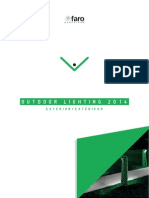 Katalog Faro Outdoor 2014