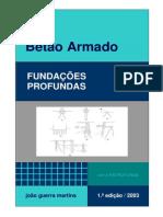 Fundações Profundas - Cap I