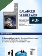 Presentacion Final Balanced Scorecard Grupo Giovana