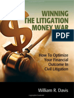 Winning the Litigation War - Front Cover