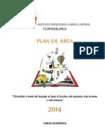 2014 Plan de Area Lengua Castellana