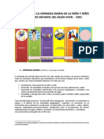 Protocolo de La Jornada Diaria de La Niña y Niño Cibv