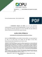 ACP - audiência de custódia