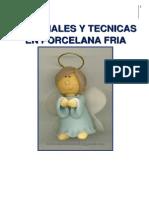 01. Materiales y Tecnicas en Porcelana Fria