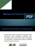 Metodos de Perforación 1