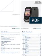 Onetouch 602 602d User Manual English 3