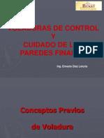 2.- Voladura de Control 09-10-2009