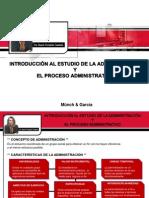 Introduccion Al Estudio de La Administracion Unidad1