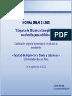Norma Iram 11.900