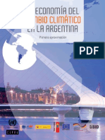 Cambio Climatic o Argentina Web