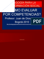 Como Evaluar Por Competencias1