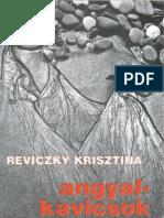 Reviczky Krisztina Angyalkavicsok