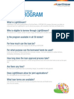 lightstream faq
