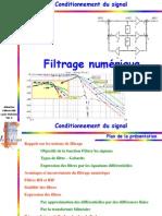 Filtrage numérique