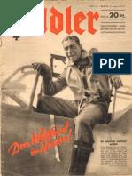 Der Adler - Jahrgang 1941 - Heft 16 - 05. August 1941