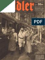Der Adler - Jahrgang 1941 - Heft 19 - 16. September 1941
