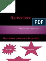 Parazitoze