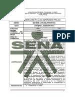 14. Programa de Formación Tn Asistencia Administrativa 122121