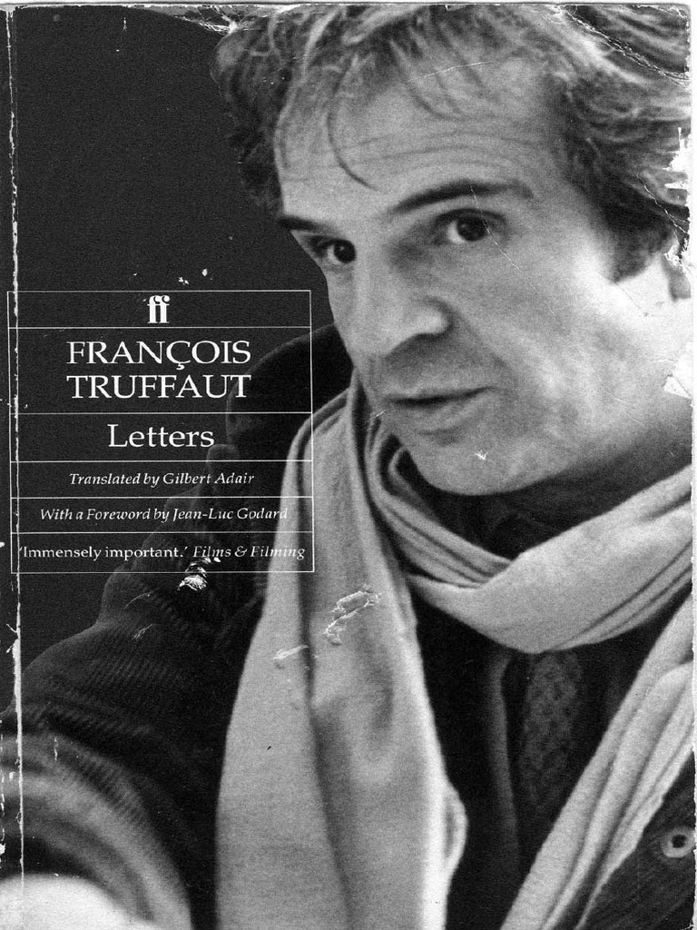François Truffaut Letters (1989) | Alfred Hitchcock