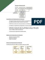 Programación de La Producción (Diapositivas)