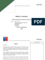 Apunte Algebra Secretaria Tecnica Bicentenario