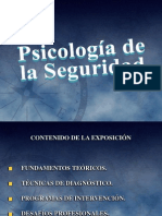 Psicología de la Seguridad.pps
