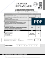 A2 SJ9210318B Candidat-Individuelle