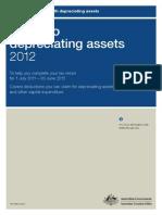 Guide to Depreciating Assets 2011-2012