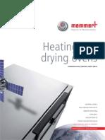Memmert Heating Ovens English D13646