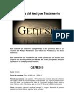 Sinopsis Del Antiguo Testamento Parte 1