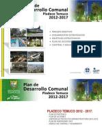 Pladeco Temuco 2012 2017 Final