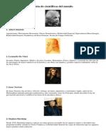 Lista de científicos del mundo.docx