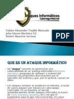 Ataques Informaticos Fabian Trujillo Moncada y Stevan Martinez Gil