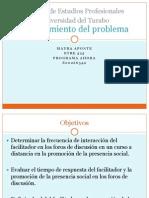 taller 3 planteamiento del problema maponte