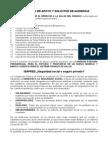 DOCUMENTO DE APOYO Y SOLICITUD DE AUDIENCIA