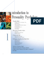 Introduction to Personality Psychology McAdams