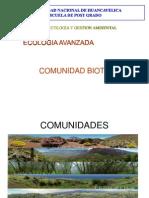 2° Clase COMUNIDAD BIOTICA 2006 II