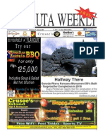 "Kuta Weekly-Edition 391 ""Bali""s Premier Weekly Newspaper"""
