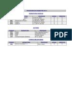 Libro de Programas 2014 I