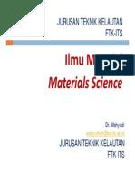 BAB 1-01_Pengantar Ilmu Material